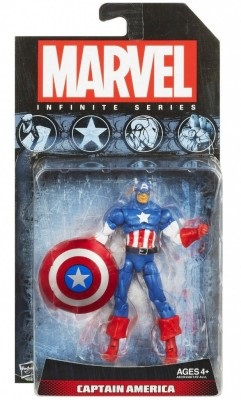 SERIES 1: CAPTAIN AMERICA