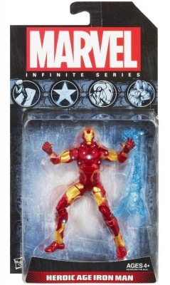 SERIES 1: HEROIC AGE IRON MAN
