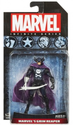 SERIES 1: MARVEL'S GRIM REAPER