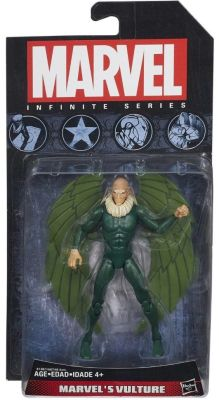SERIES 7: MARVEL'S VULTURE
