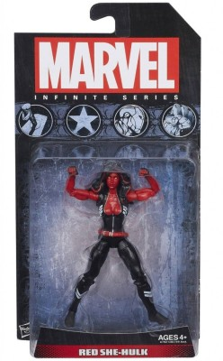 SERIES 2: RED SHE-HULK