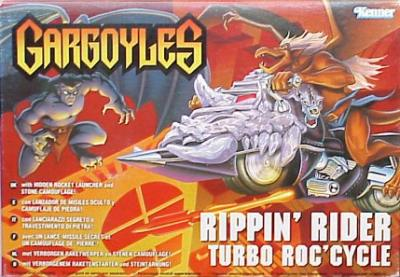 Gargoyles Vehicles
