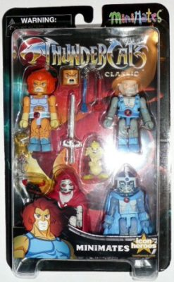 Thundercats Mini Figures